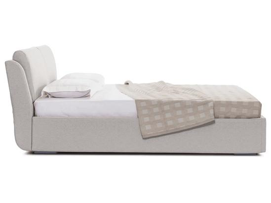 Ліжко Стеффі 200x200 Білий 8 -3