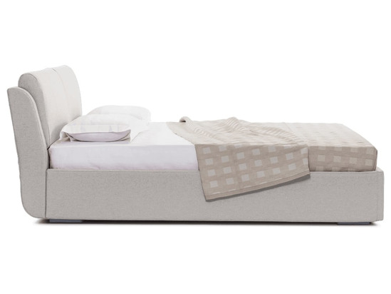 Ліжко Стеффі 200x200 Білий 4 -3