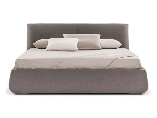 Ліжко Фаїна Luxe 200x200 Коричневий 2 -2