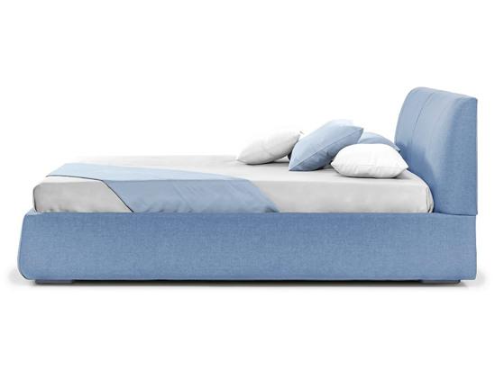 Ліжко Фаїна 200x200 Синій 4 -3