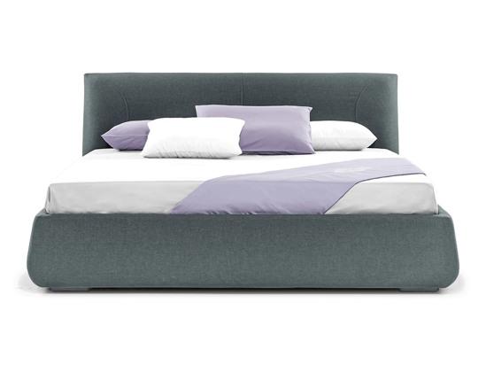 Ліжко Фаїна 200x200 Сірий 4 -2
