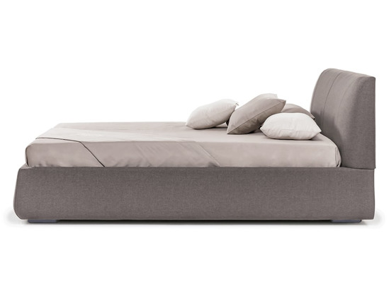 Ліжко Фаїна Luxe 200x200 Коричневий 6 -3