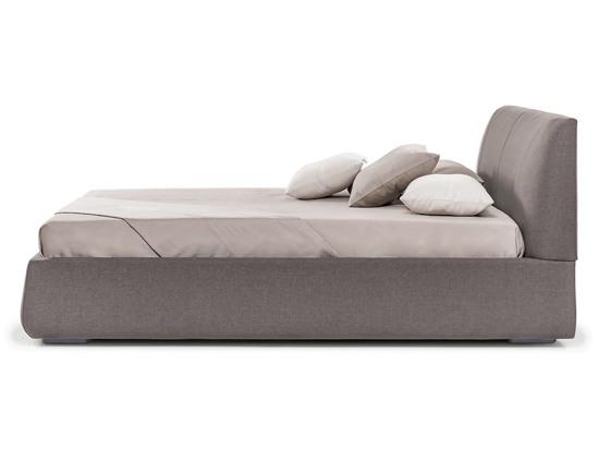 Ліжко Фаїна Luxe 200x200 Коричневий 4 -3