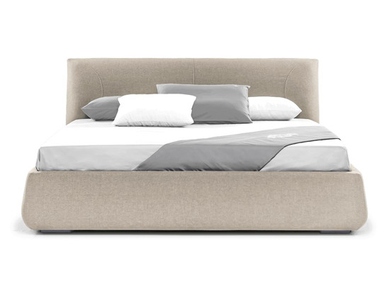 Ліжко Фаїна Luxe 200x200 Бежевий 3 -2