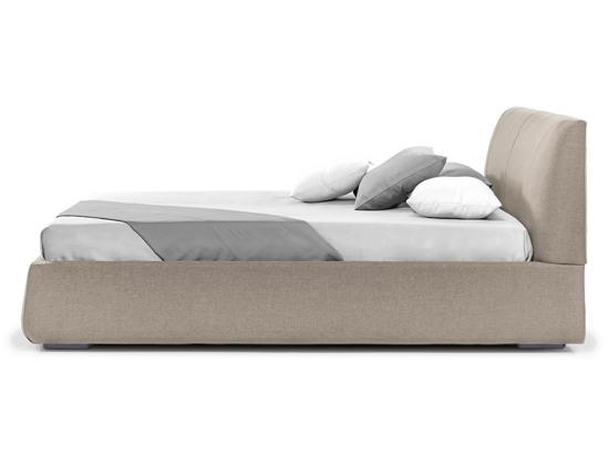 Ліжко Фаїна Luxe 200x200 Бежевий 3 -3