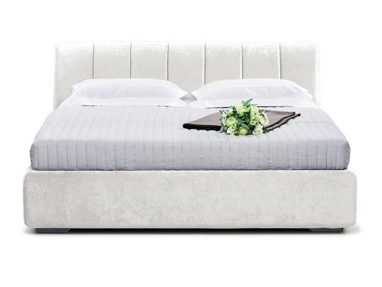 Ліжко Барбара 200x200 Білий 4 -2