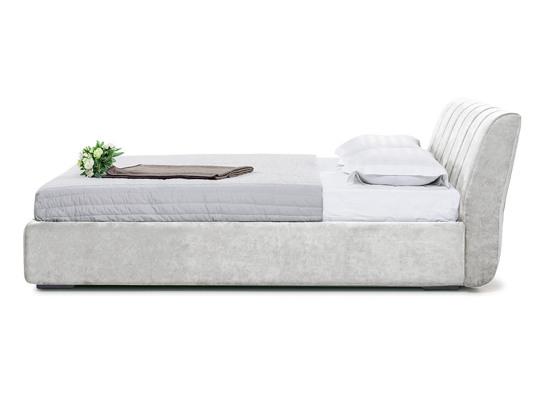 Ліжко Барбара 200x200 Білий 4 -3