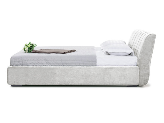Ліжко Барбара 200x200 Білий 7 -3