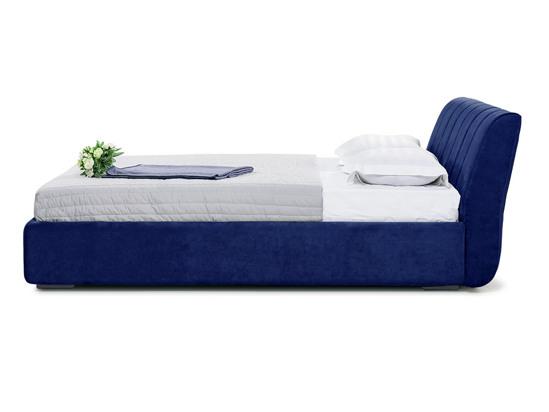 Ліжко Барбара Luxe 200x200 Синій 4 -3