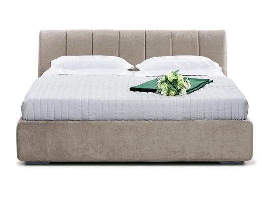 Ліжко Барбара Luxe 200x200 Бежевий 4 -2