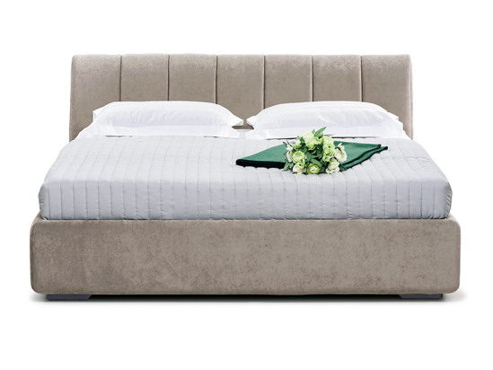 Ліжко Барбара Luxe 200x200 Бежевий 3 -2