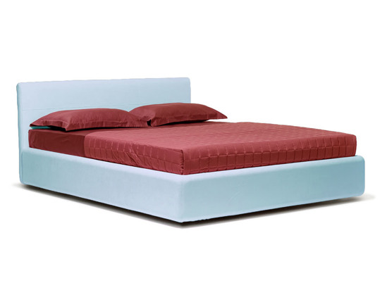 Ліжко Джулія 200x200 Синій 7 -1