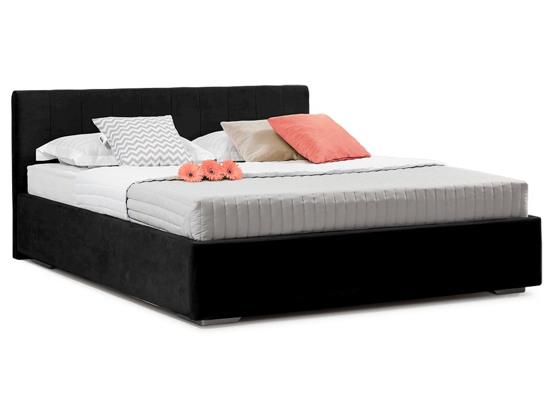 Ліжко Єва міні Luxe 200x200 Чорний 3 -1