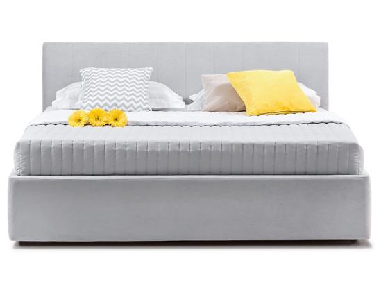Ліжко Єва міні Luxe 200x200 Сірий 3 -2
