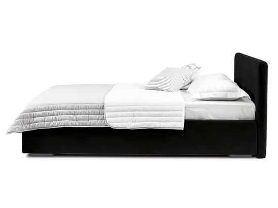 Ліжко Єва міні Luxe 200x200 Чорний 4 -3