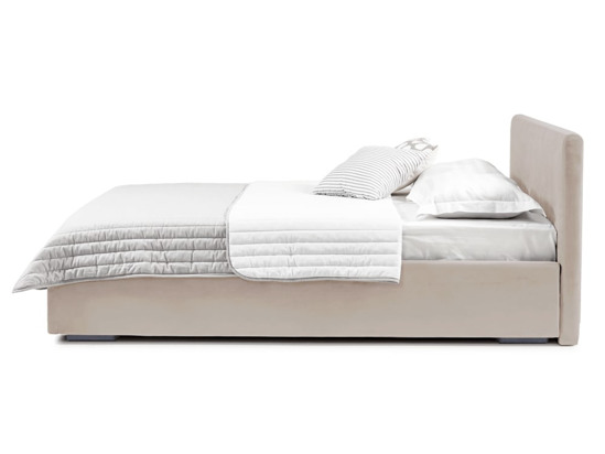 Ліжко Єва міні Luxe 200x200 Бежевий 4 -3