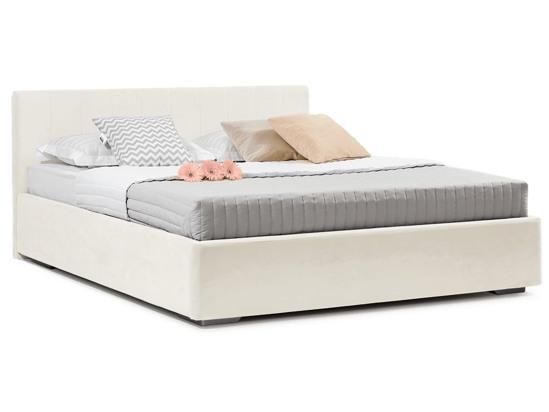 Ліжко Єва міні Luxe 200x200 Білий 2 -1