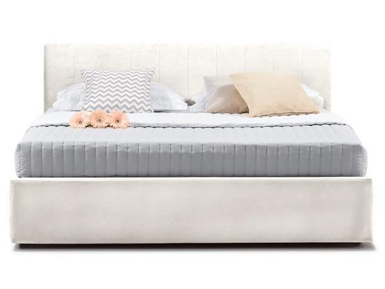 Ліжко Єва міні Luxe 200x200 Білий 2 -2
