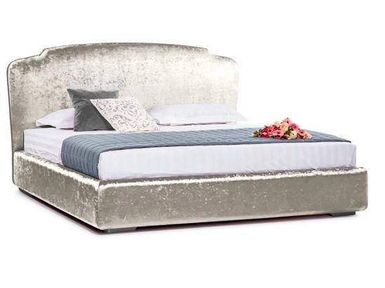 Ліжко Клео Luxe 200x200 Білий 2 -1