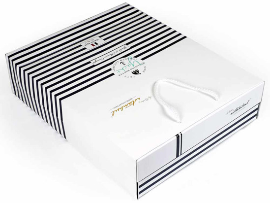 Пост. білизна Marsilya 160x240 Білий -3