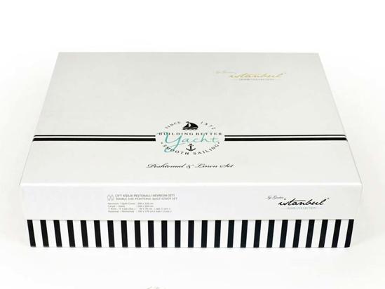 Пост. білизна Marsilya 160x240 Білий -4