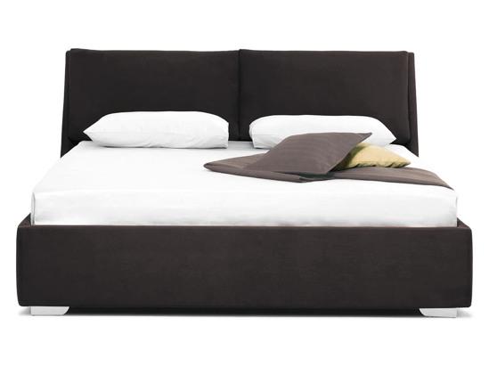 Ліжко Стелла Luxe 200x200 Коричневий 2 -2