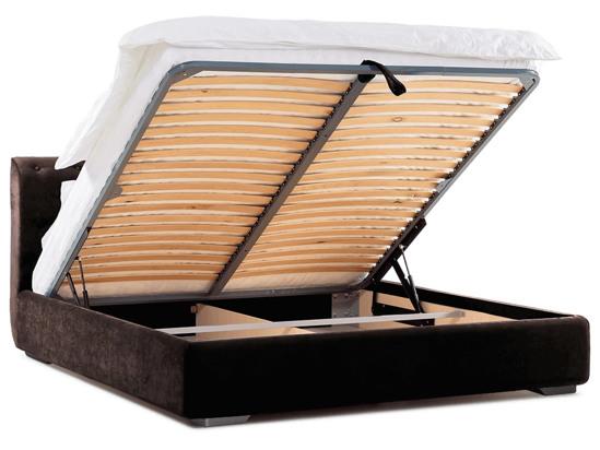 Ліжко Офелія міні Luxe 200x200 Коричневий 2 -4