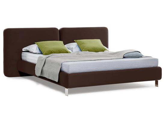 Ліжко Моніка 180x200 Коричневий 2 -1