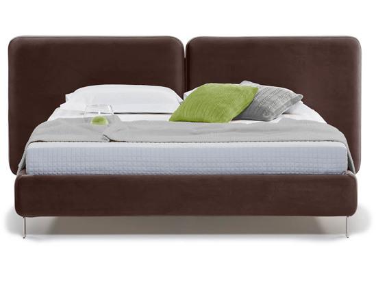 Ліжко Моніка 180x200 Коричневий 2 -2