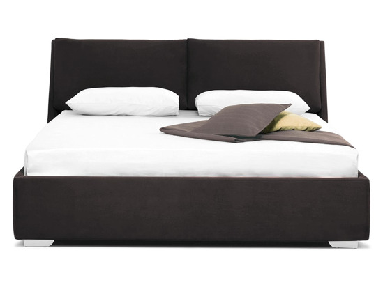 Ліжко Стелла Luxe 160x200 Коричневий 2 -2