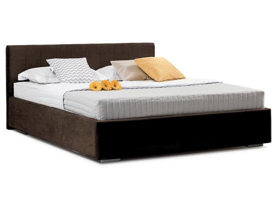 Ліжко Єва міні 200x200 Коричневий 2 -1