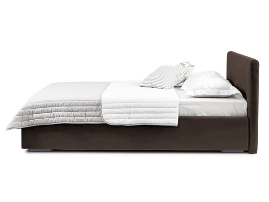 Ліжко Єва міні Luxe 160x200 Коричневий 2 -3
