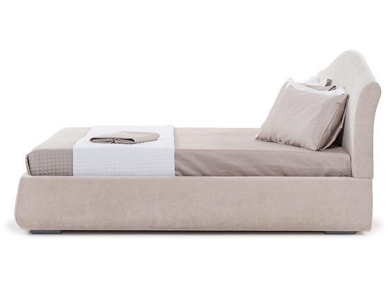 Ліжко Марго 140x200 Бежевий 2 -3