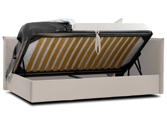 Ліжко Вероніка Luxe 120x200 Бежевий 2 -4