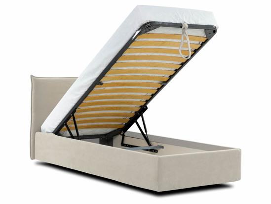 Ліжко Ніка Luxe 120x200 Бежевий 2 -4