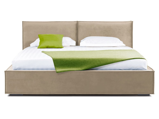 Ліжко Скарлет Luxe 200x200 Бежевий 2 -2