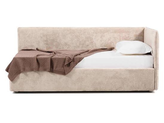 Ліжко Полина Luxe 90x200 Бежевий 2 -3