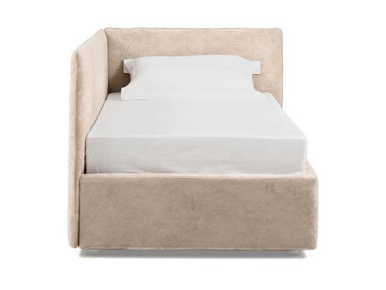 Ліжко Полина 120x200 Бежевий 2 -2
