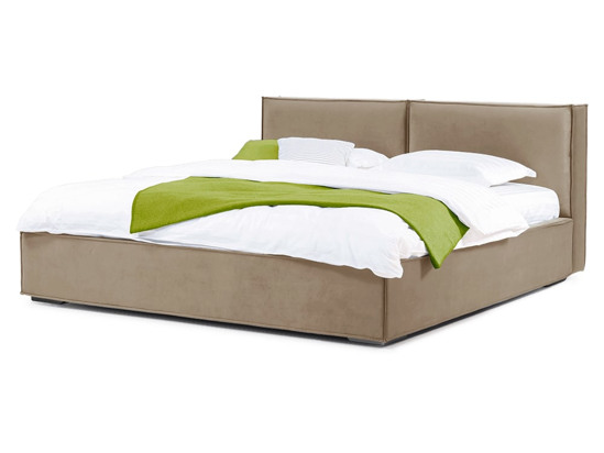 Ліжко Скарлет Luxe 180x200 Бежевий 2 -1