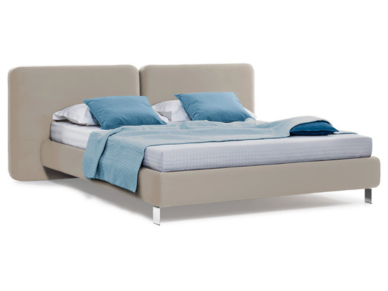 Ліжко Моніка 160x200 Бежевий 2 -1