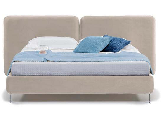 Ліжко Моніка 160x200 Бежевий 2 -2