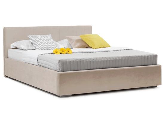 Ліжко Єва міні Luxe 200x200 Бежевий 2 -1