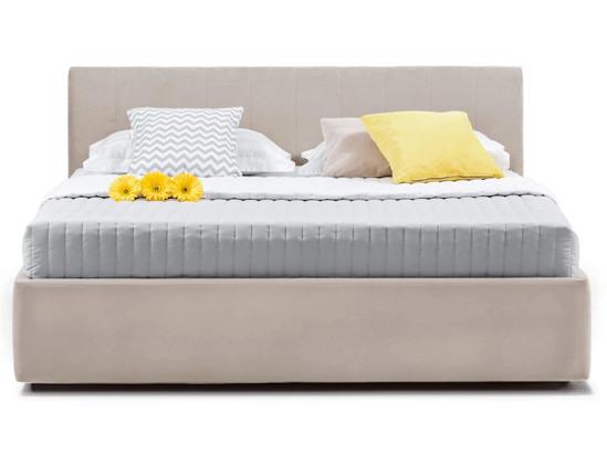 Ліжко Єва міні Luxe 200x200 Бежевий 2 -2