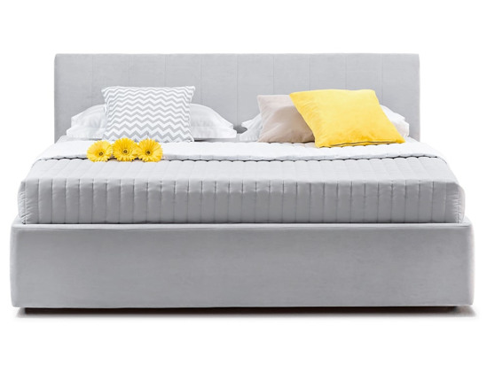 Ліжко Єва міні Luxe 90x200 Сірий 2 -2