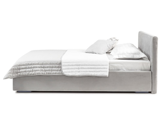 Ліжко Єва міні Luxe 90x200 Сірий 2 -3
