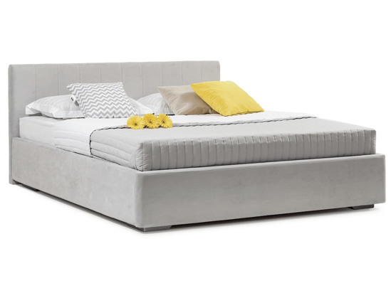 Ліжко Єва міні Luxe 180x200 Сірий 2 -1