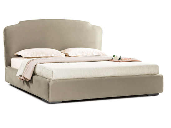 Ліжко Клео Luxe 200x200 Сірий 2 -1