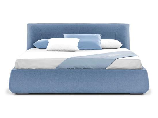 Ліжко Фаїна 200x200 Синій 2 -2