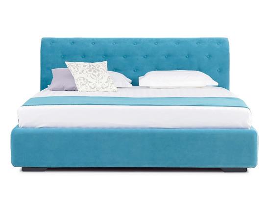 Ліжко Офелія міні Luxe 200x200 Синій 2 -2