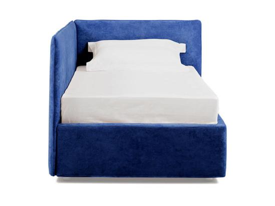 Ліжко Полина Luxe 90x200 Синій 2 -2